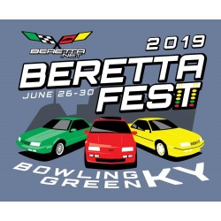 BerettaFest registration dues 2019